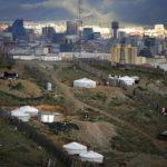Монголия: юрты выселяют из столицы