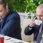 ПУТИН ГОТОВИТ В ОТСТАВКУ МЕДВЕДЕВА