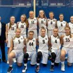 Черногорские спортсменки вышли в финал первенства России по баскетболу