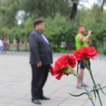Коммунисты почтили память погибших во Второй Мировой войне