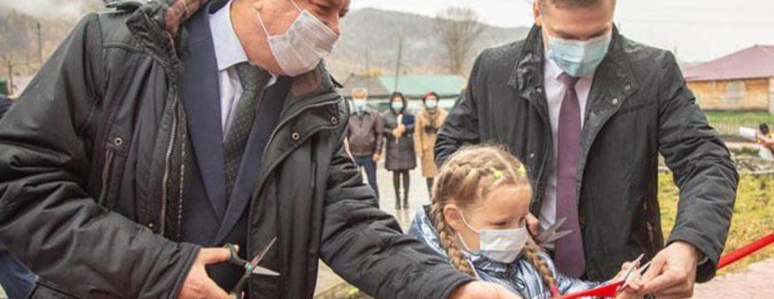 Глава Хакасии пригласил ФАС в детский сад