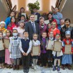 Подведены итоги конкурса на лучшее знание хакасского языка среди первоклассников