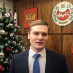 Глава Хакасии Валентин Коновалов поздравил жителей республики с наступающим Новым годом