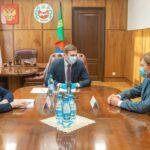 Министерство спорта Хакасии возглавил Сергей Кочан