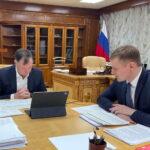 Встречи в Москве