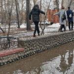В столице Хакасии появился «аквапарк». Горожане в шоке
