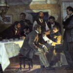 13 марта 1898 года – одна из значимых дат в истории нашей партии.  В этот день в Минске был открыт первый съезд РСДРП.