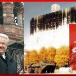 Кто управлял Ельциным, дав ему указания развалить СССР?