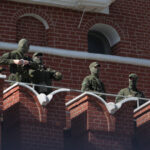 ФСО не дремлет, охраняя покой В.И.Ленина
