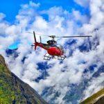 В Ергаки на поиски погибшего туриста отправили вертолет