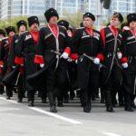 Путин поддержал идею создания в Росгвардии казачьих подразделений