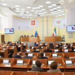 Демарш на экстренной сессии в Хакасии: фракция ЛДПР покинула зал