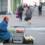 Сколько же в России нищих?