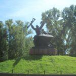 Памятник в Абакане стал объектом культурного наследия