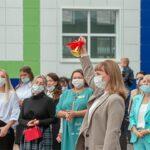Новые школы Хакасии приняли 1 500 учеников
