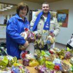 Успехи Единой России: многодетным семьям выдали по 5 килограммов хлеба
